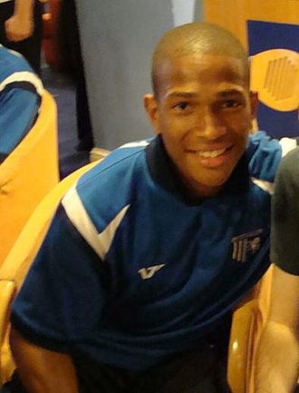 2009 Football League Two play-off Final - Simeon Jackson scored both of Gillingham's goals in the semi-final.