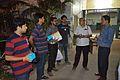 Meeting with Wikipedians and JU Officers - Bengali Wikipedia 10th Anniversary Celebration - Jadavpur University - Kolkata 2014-11-21 0718.JPG