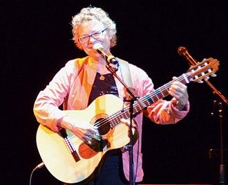 Meg Christian - Meg Christian performing in January 2013