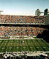 Meineke Car Care Bowl, Bank of America Stadium (Virgina vs Pitt, formerly called Continential Tire Bowl) - panoramio.jpg