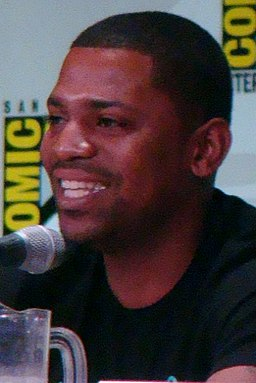 Mekhi Phifer at 2011 Comic-Con International (5983164175) (cropped)