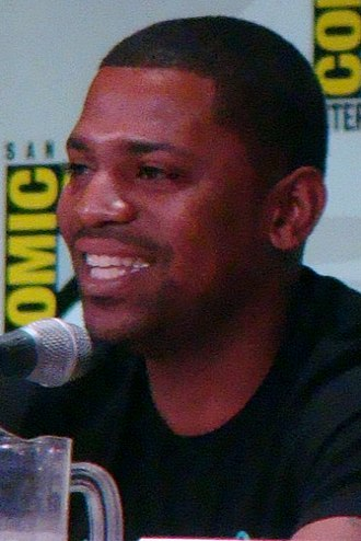 Mekhi Phifer - Phifer at the 2011 Comic-Con International