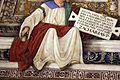 Melozzo da forlì, angeli coi simboli della passione e profeti, 1477 ca., profeta zaccaria 04.jpg