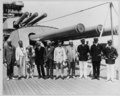 Members of President W. Wilson's cabinet who went out on the USS Pennsylvania - NH 17.tiff