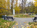 Memorial park in october 2014 02.JPG