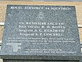 Memorial plaque - geograph.org.uk - 895369.jpg