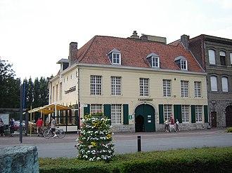 Menen - Image: Menen Schippershof 1