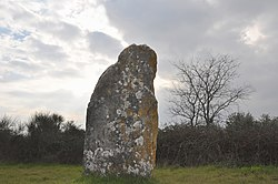 Menhir de Courbessac