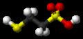 Mercaptoethanesulfonic-acid-3D-balls.png