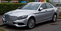 Mercedes-Benz C 220 BlueTEC Exclusive (seit 2014)