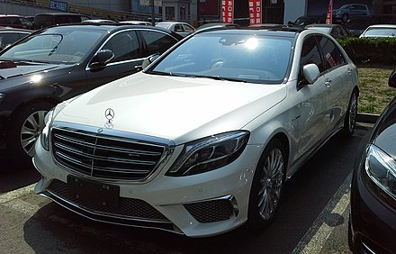 Mercedes-Benz S-Class (W222) - Wikiwand