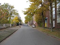 Mercedesstraße in Hannover