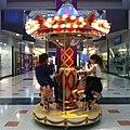 Merry-go-round, Galleria Shopping Centre, Hertford.jpg