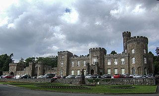 Cyfarthfa Castle Historic house museum, art museum in Merthyr Tydfil, Wales