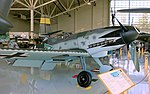 Messerschmitt Bf 109 G-10 Gustav, 1944 - Evergreen Aviation & Space Museum - McMinnville, Oregon - DSC00575.jpg