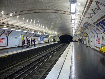 Notre-Dame-des-Champs (Métro Paris)