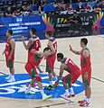 Mexico Basketball national team 2014WC.JPG