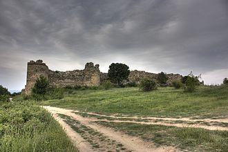 Svilengrad - Mezek fortress.