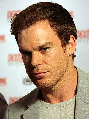English: Michael C. Hall at the 2011 Comic-Con...