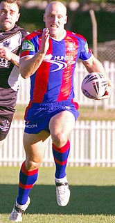 Michael Dobson (rugby league) Australian rugby league footballer