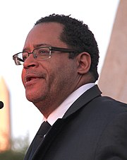 Michael Eric Dyson at Martin Luther King, Jr. Memorial 4 April 2012 crop.jpg