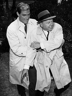 Mickey Rooney James Franciscus The Investigators 1961.JPG