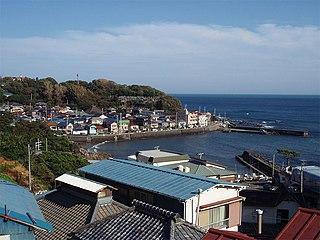 Kawazu, Shizuoka Town in Japan