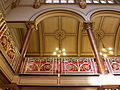 Middle Street Synagogue, Brighton (May 2013) - Gallery seen from below (1).jpg