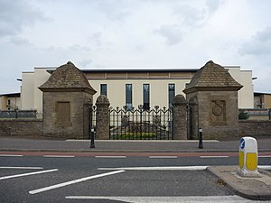 Glencorse Barracks - The Old and The New at Glencorse Barracks