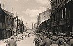 Miensk, Franciškanskaja-Juraŭskaja. Менск, Францішканская-Юраўская (1941).jpg