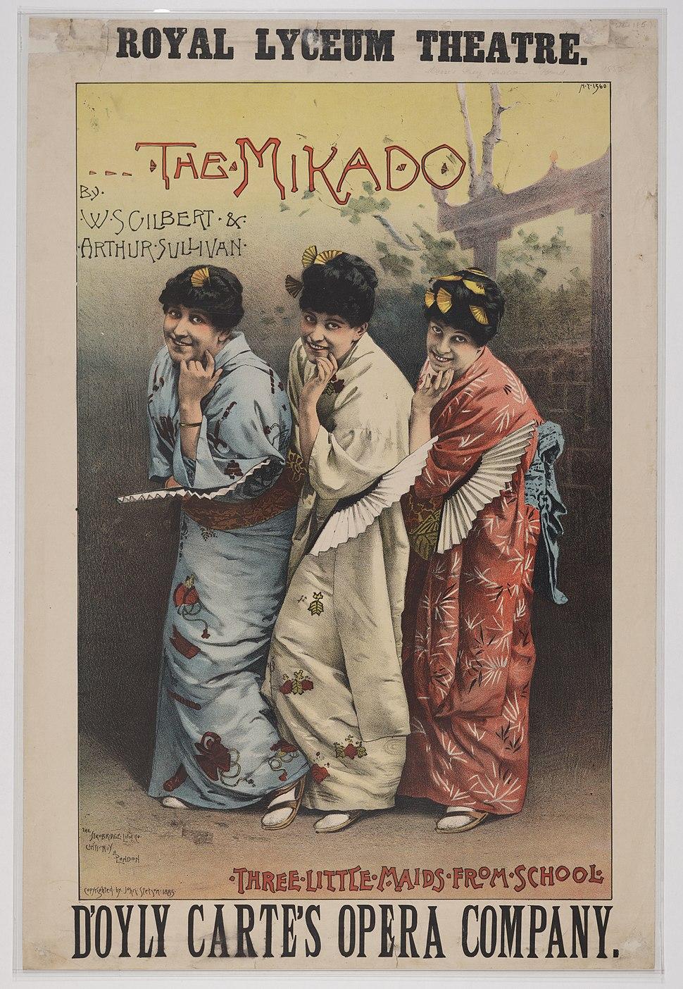 Mikado 02 - Weir Collection