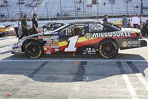 Phoenix Racing (NASCAR team) - 2009 No. 1 Nationwide car