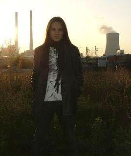 Mikko Härkin Finnish power metal keyboardist
