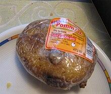Cuisine de la pomme de terre wikip dia for Cuire des pommes de terre au micro ondes sac plastique
