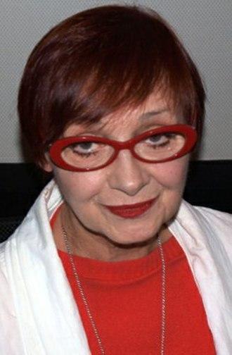 Milena Vukotic - Vukotic in 2010