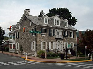 Miles-Humes House - Miles-Humes House, August 2010