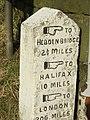 Milestone, Blackshaw Head - geograph.org.uk - 1045148.jpg