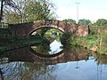 Milford Bridge (No 105), Staffordshire and Worcestershire Canal - geograph.org.uk - 592144.jpg