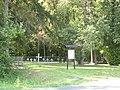 Military cemetery from World War I and World War II in Dąbrowa Tarnawacka near Tarnawatka (10).jpg