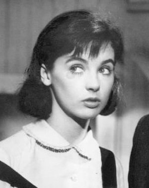 Millie Perkins - Millie Perkins in The Diary of Anne Frank (1959)