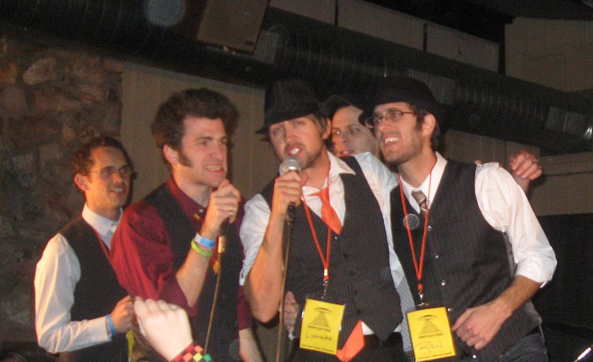 Ministry of Magic (band) - Wikipedia