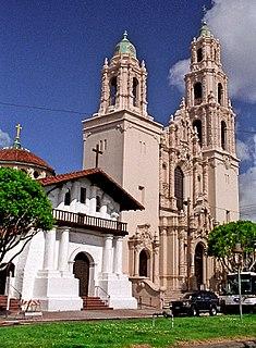 Mission San Francisco de Asís Spanish mission in San Francisco