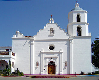 Mission San Luis Rey de Francia - Today, Mission San Luis Rey de Francia is well maintained. This Mission is architecturally distinctive due to the combination of Spanish Renaissance, Moorish—Mudéjar, and Spanish Colonial architecture styles.
