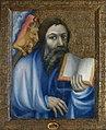Mistr Theodorik, Sv. Lukáš Evangelista, Národní galerie v Praze.jpg