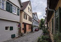 Mittlere Beutau in Esslingen am Neckar