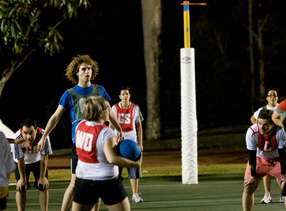 Mixed netball Brisbane