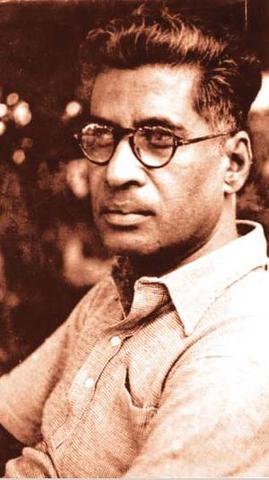 Anushilan Samiti - M.N. Roy, one of the founding fathers of Indian Communism as well as the Mexican Communist Party. He was a member of the Comintern.