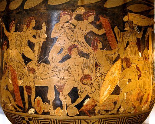 Mnesterophonia Louvre CA7124