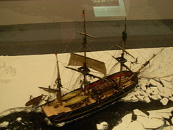 Model of HMS Erebus.JPG