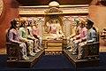 Model of court in Sri Krishnadevaraya asthanam.jpg